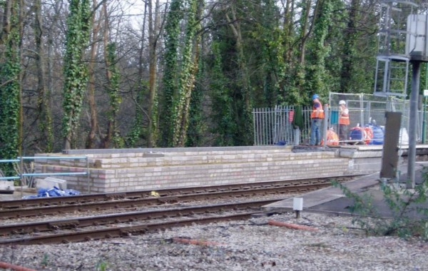 Platform Extension – Radyr