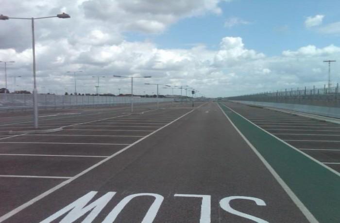 T5 Long Stay Car Park Extension
